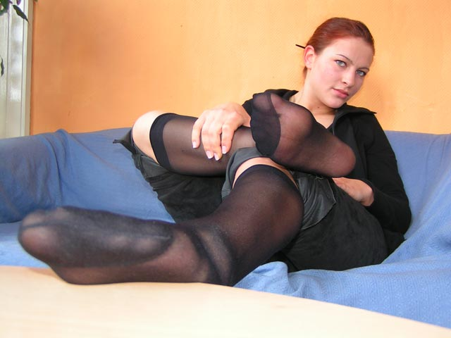 Greetings Pantyhose Lover 110